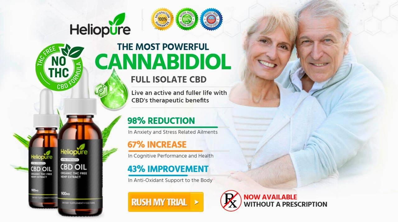Heliopure CBD Reviews